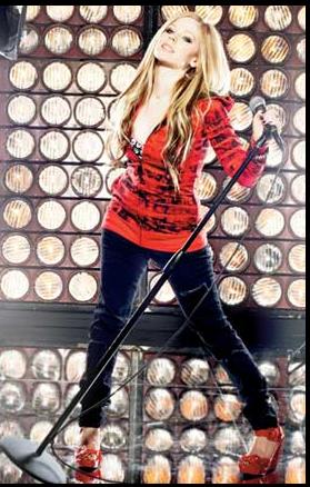 Avril Lavigne - Photoshoot