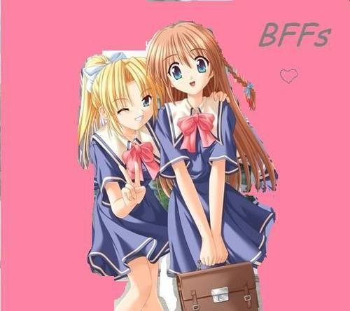 BFF's FOREVER!!!