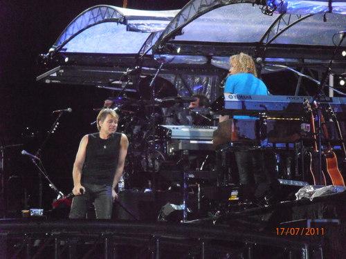 BON JOVI 17.7.2011 Italy