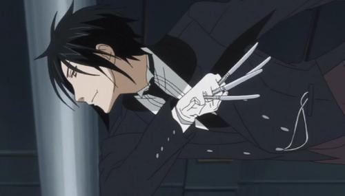 black butler wallpaper containing anime called Black Butler Episode 2