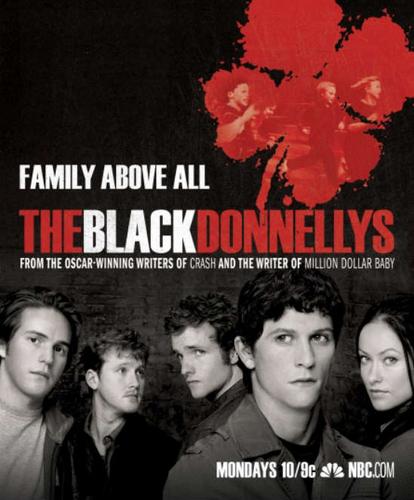 Black Donnellys Poster