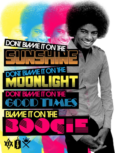 Blame the Boogie