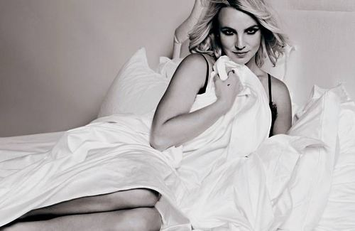 Britney Spears Photoshoot 2011 Walter Chin