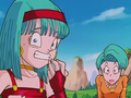Bulla and Bulma - bulma-briefs screencap