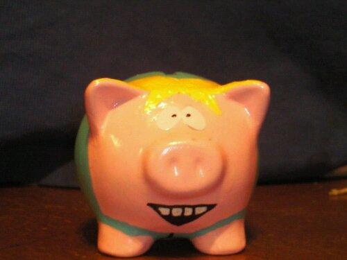 সাউথ পার্ক দেওয়ালপত্র called Butters Pig