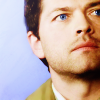 Castiel foto containing a portrait entitled Castiel