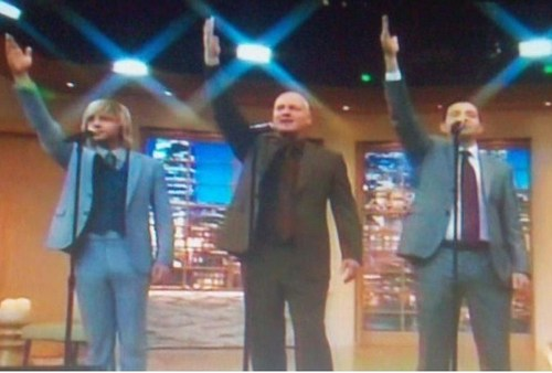 Celtic Thunder on QVC Rose of Tralee Special 9/1/11