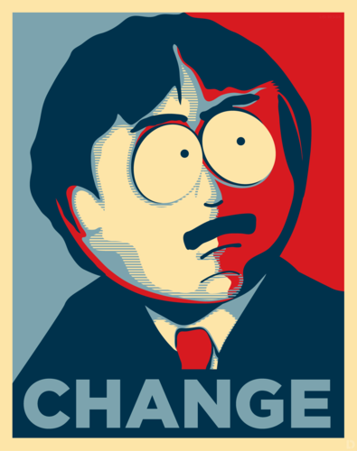 South Park wolpeyper probably containing anime called Change...LOL XD