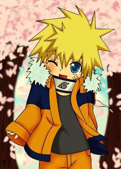 Chibi Naruto - Uzumaki Naruto Photo (25043114) - Fanpop