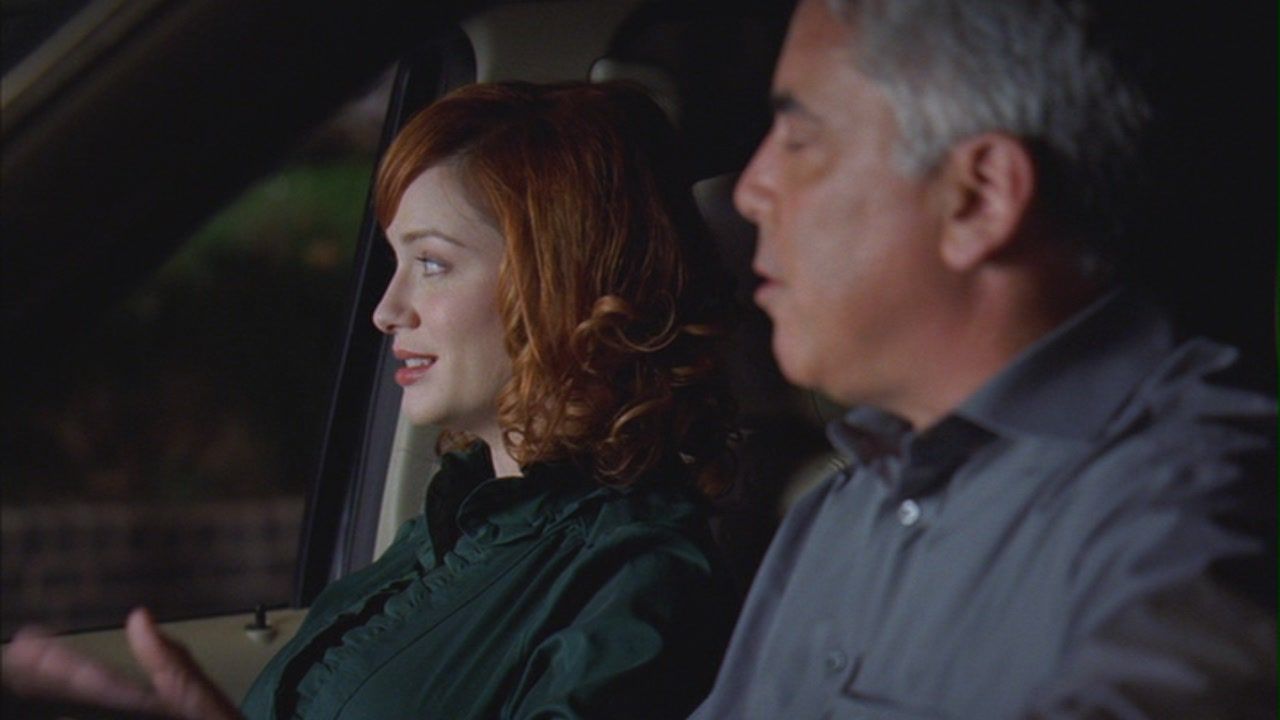 Christina Hendricks in Life - Tear Asunder - 1.02