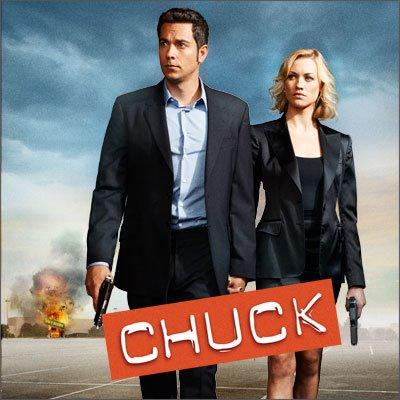 Chuck & Sarah Season 5 Promotional Poster