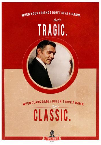 Clark Gablle - Don't Give a Damn