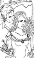 Colour in Bamon II - the-vampire-diaries-couples fan art
