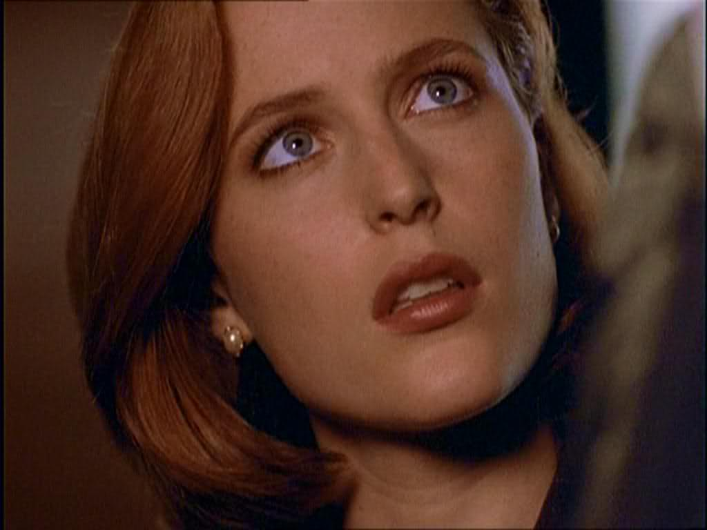 sexy images of dana scully
