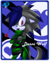 Danni old look :NOT MY ART!: - danniwolf09 photo