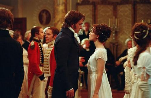 Darcy and Lizzie Ballroom