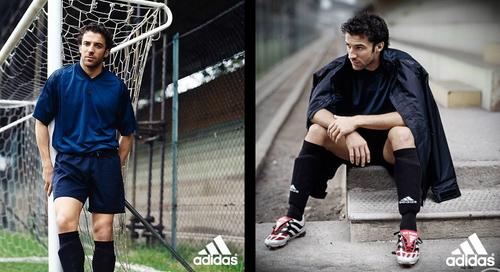 Del Piero adidas