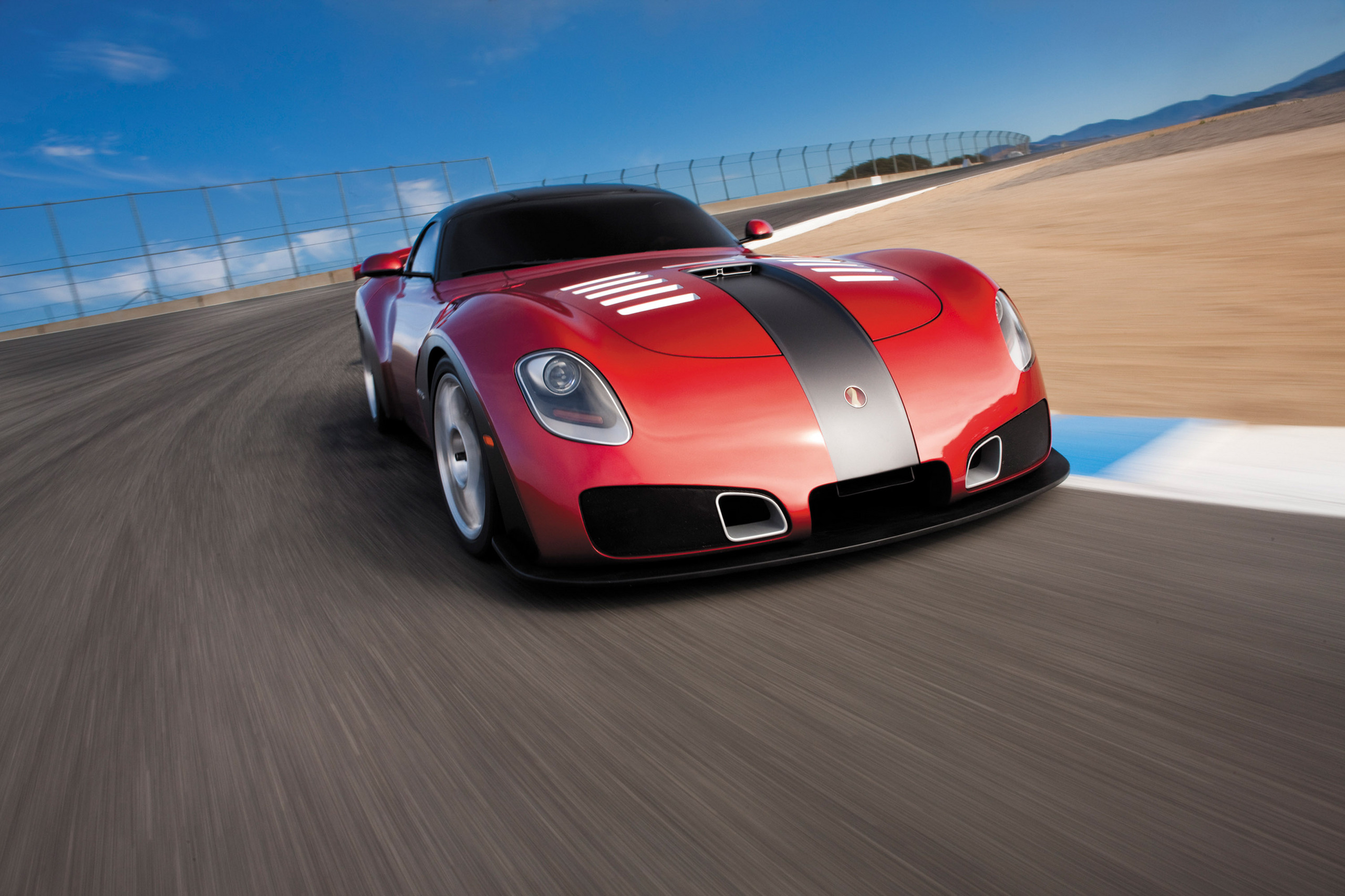 Exotic American Sports Cars