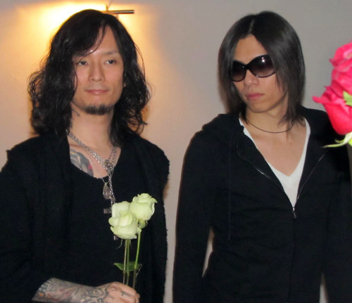 Dir en grey at 2011 Meet and Greet