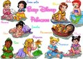 Disney Princess babies - little-disney-princesses fan art