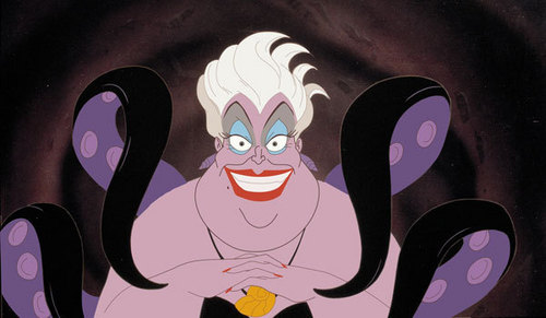 Childhood Animated Movie Villains karatasi la kupamba ukuta called Disney Villains