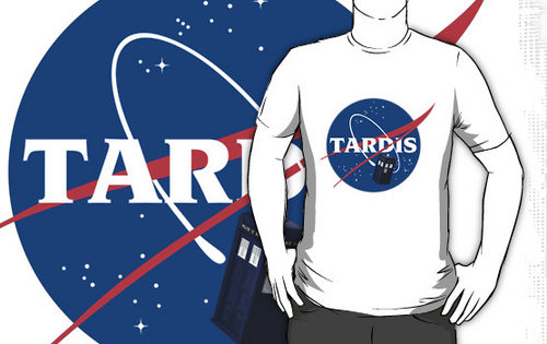Doctor Who TARDIS NASA