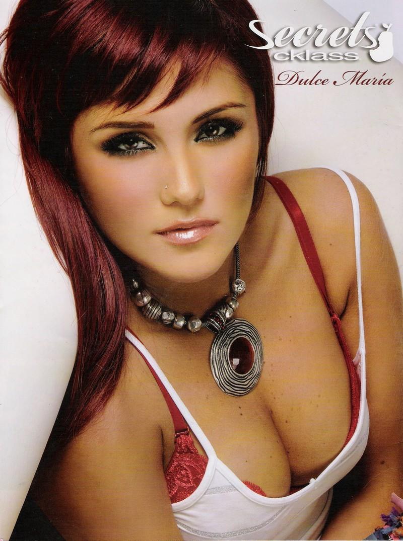 Fotos de nus de Dulce María vazaram na internet - Mediamass