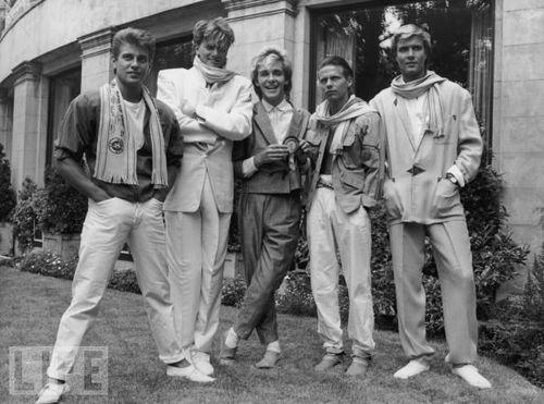 Duran Duran awesomeness
