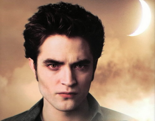 Edward in new moon