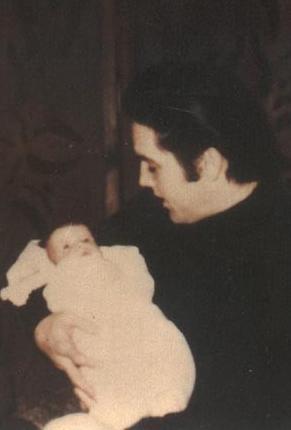 Elvis & Baby Lisa