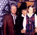 Elvis,Lisa & Vernon - elvis-aaron-presley-and-lisa-marie-presley photo