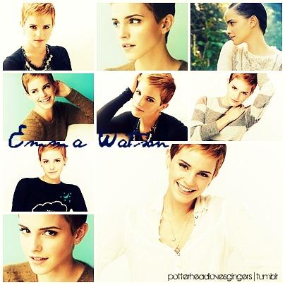 Emma charlotte Duerre Watson.♥