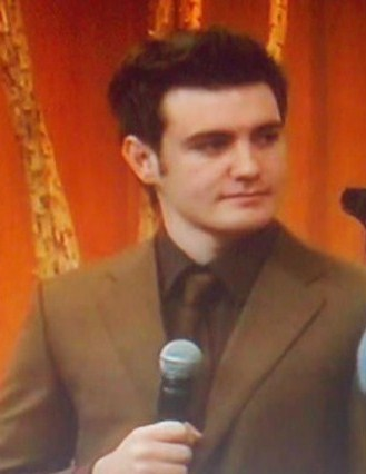 Emmet on QVC Rose of Tralee 9/1/11