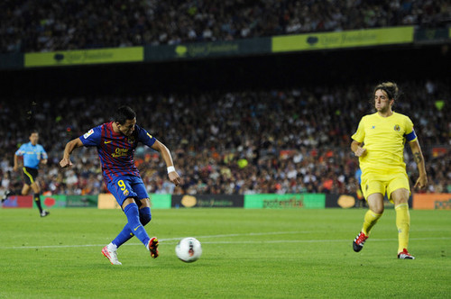 FC Barcelona (5) - Villarreal CF (0) - La Liga