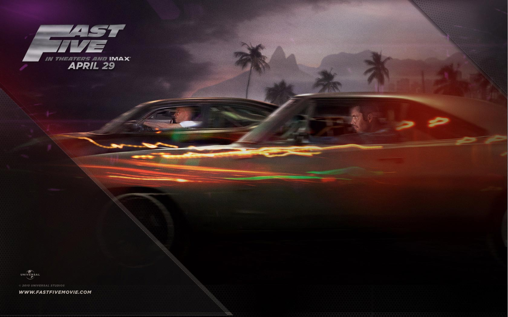 Movie Posters Images Fast Five Hd Wallpaper And Background Photos