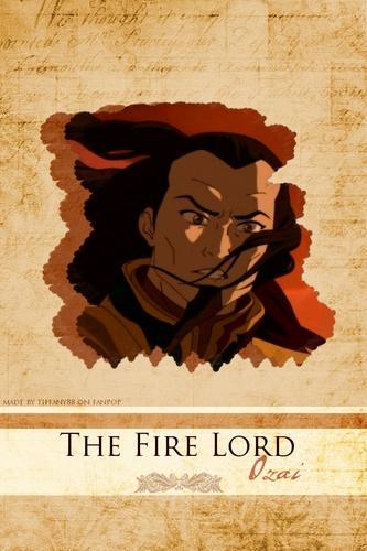 火, 消防 Lord Ozai