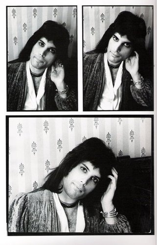 Freddie Photo Shoot