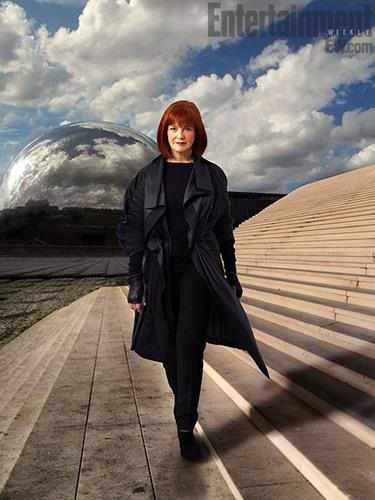 Season 4 Promotional Poster ~ Blair Brown as Nina Sharp