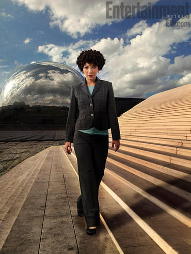 Season 4 Promotional Poster ~ Jasika Nicole as Astrid Farnsworth