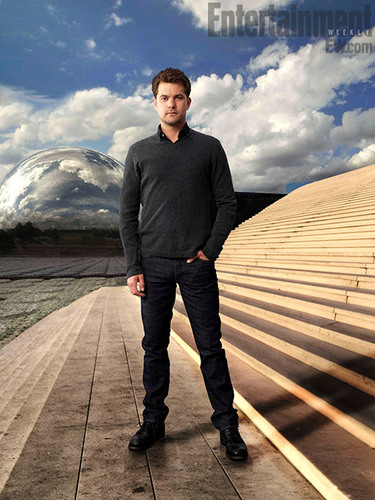 Season 4 Promotional Poster ~ Joshua Jackson as Peter Bishop