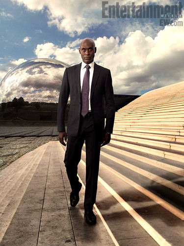 Season 4 Promotional Poster ~ Lance Reddick as Phillip Broyles