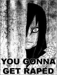 Funny Orochimaru