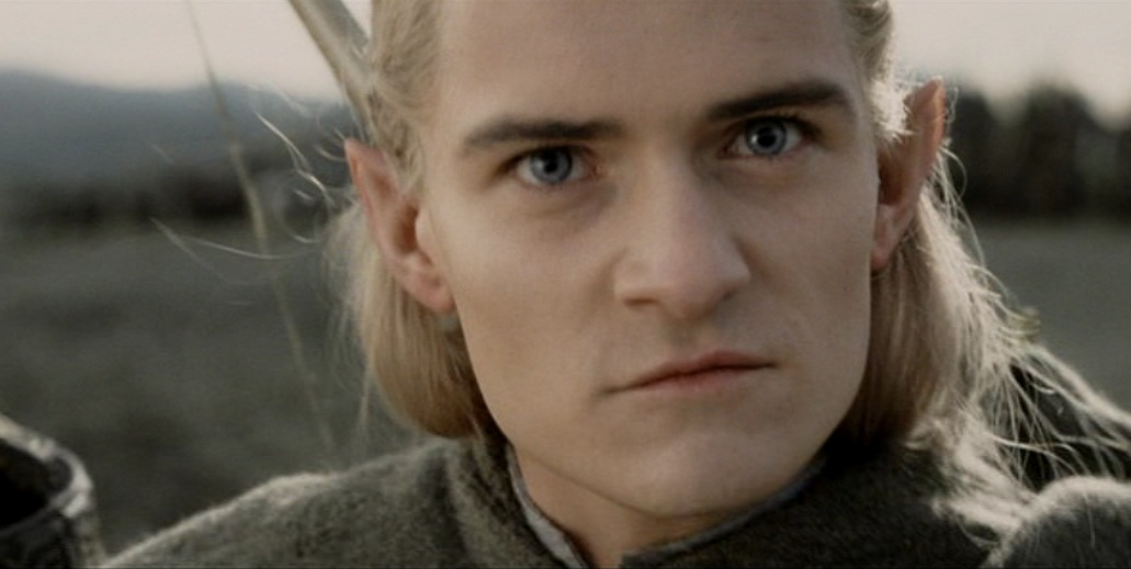 creepy legolas funny movie quotes quotesgram