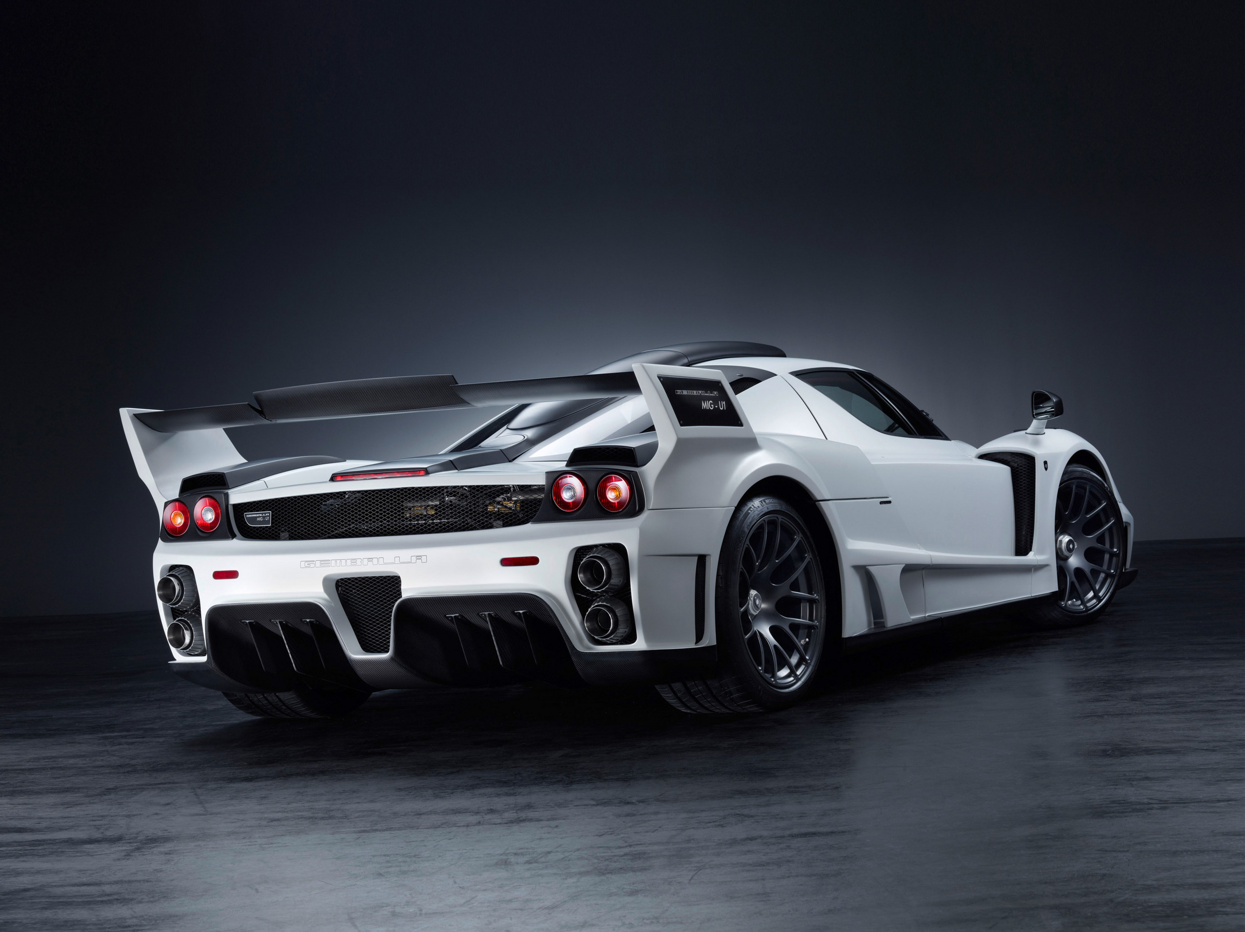 Exotic Cars Images Gemballa Mig U1 Hd Wallpaper And Background Photos 25068338