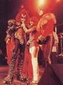 Gene Simmons & Eric Carr 1981