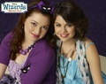 Harper and Alex Wallpaper - wizards-of-waverly-place photo