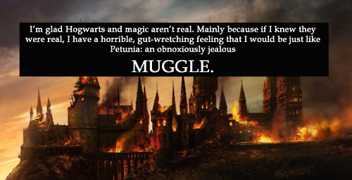 Harry potter confession