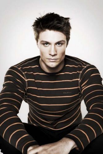 He is soo hot (: