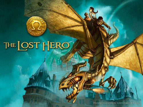 Heroes of Olympus wallpaper