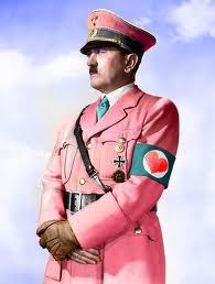 Hitler In Pink